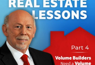 Free Podcast - Ben Caballero: Real Estate Lessons Part 4: Volume Builders Need a Volume MLS Solution