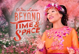 Beyond Time and Space Cover Art