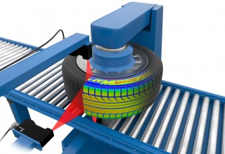 New 3D Sensors for Rubber and Tire & Factory Automation