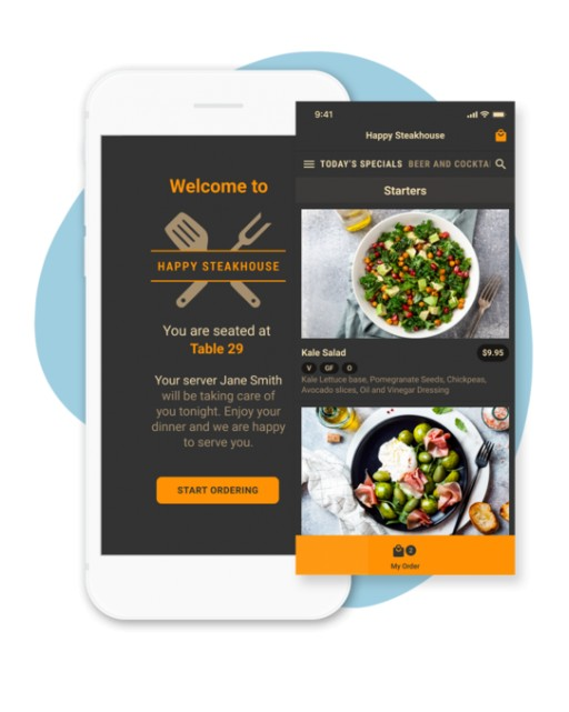 Zuppler Launches Menu Anywhere On-Premise Contactless Ordering Solution for the Food Service Industry