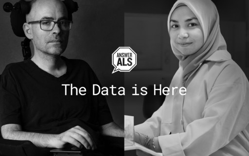 The Data is Here. Together to Answer ALS.