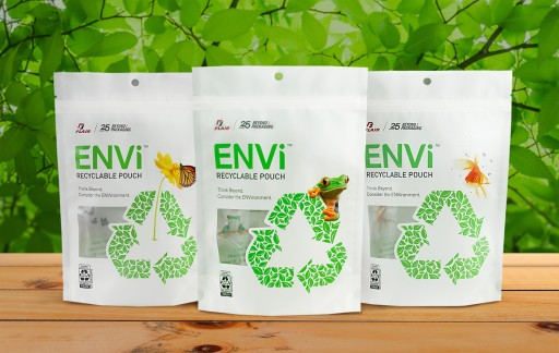 Flair Introduces Recyclable ENVi™ Pouches