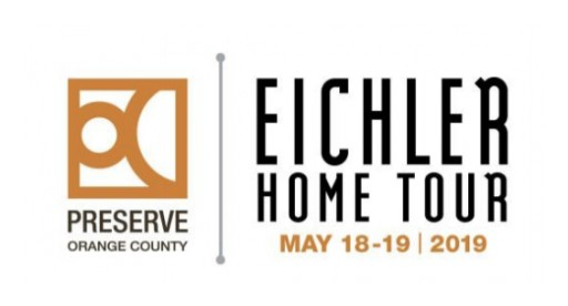 2019 Orange Eichler Historic Home Tour to Showcase Distinctive Residences in Tracts Designated Local Historic Districts