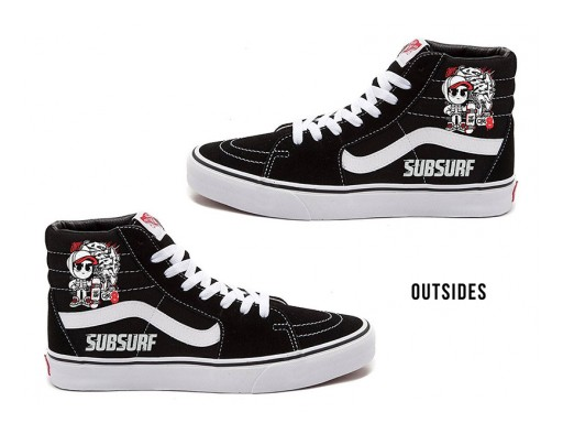SYBO Launches Limited Edition Subsurf Vans Globally via the Ave LA