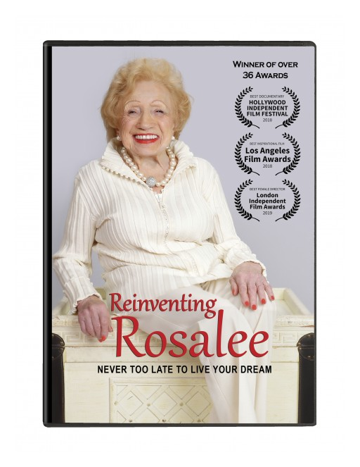 102-Year-Old Rosalee Glass Proves 'It's Never Too Late to Live Your Dream' in 'REINVENTING ROSALEE'