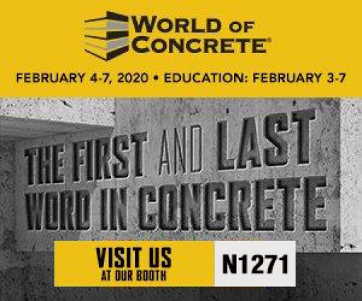 TENNA to Exhibit at World of Concrete