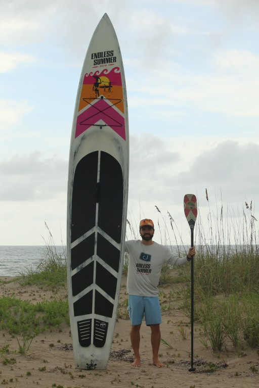 Entrepreneur Matti Anttila, creator of Dixie Southern Vodka, to Paddle From Bahamas to Florida to Raise Money for the Cystic Fibrosis Community