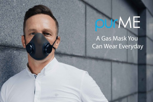 purME: A Gas Mask You Can Wear Everyday