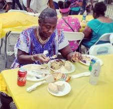 Feeding the Miami Homeless