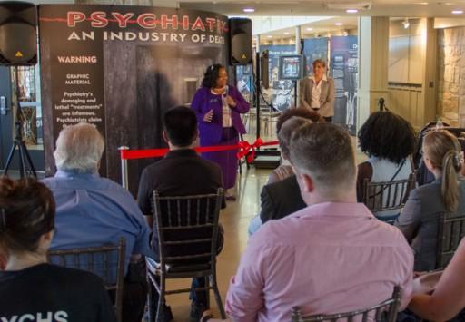 Psychiatry: An Industry of Death Touring Exhibit Opens in Atlanta