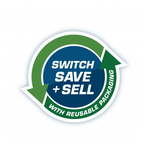 Reusable Packaging Association Launches Switch, Save + Sell Campaign  Promoting the Value of Reusable Transport Packaging in Food Applications