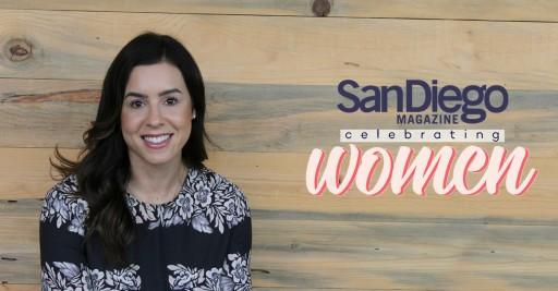 UE.co COO, Taryn Lomas, Named a Finalist for San Diego Magazine's Celebrating Women Awards