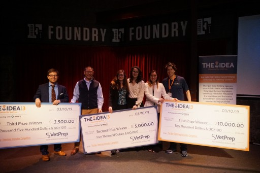VetPrep's Veterinary Student Innovation Competition - 'The IDEA' - Awards $17,500 in Prizes