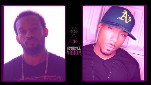 New York Rapper CuzOH & Super Producer Centric Scheduled to Perform Live in Holborn, London for ThePurpleVision Launch Jam