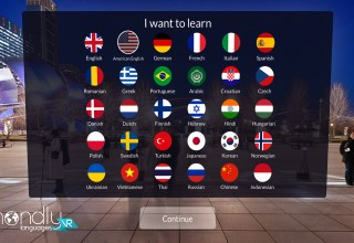 Learn up to 30 different languages