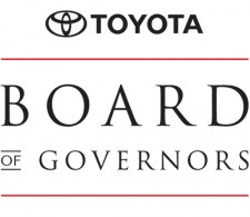 Toyota Board of Governors