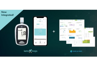 Keto-Mojo & Heads Up Health are Now Integrated