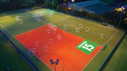 Introducing FieldTurf Genius, the World's First Smart Sports Field