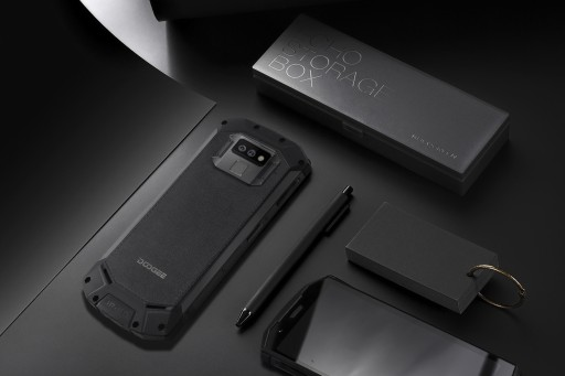 DOOGEE Takes the World's First Rugged Gaming Smartphone to Indiegogo