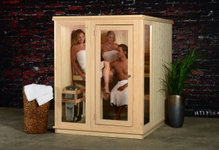 Preston Indoor Sauna