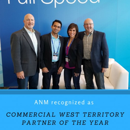 Remarkable Growth Lands Advanced Network Management (ANM) on Inc. Magazine's Annual List of America's Fastest Growing Private Companies—the Inc. 5000