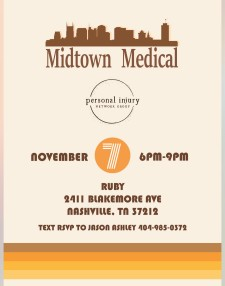 Midtown Medical and Titan Imaging Sponsor Personal Injury Networking Event