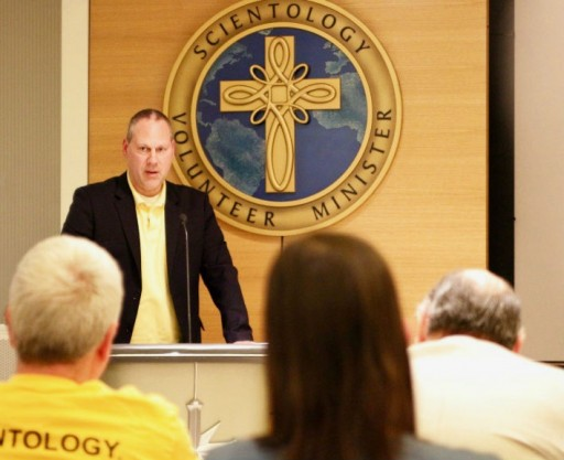 A Multifaith Service at the Church of Scientology Celebrates World Interfaith Harmony Week