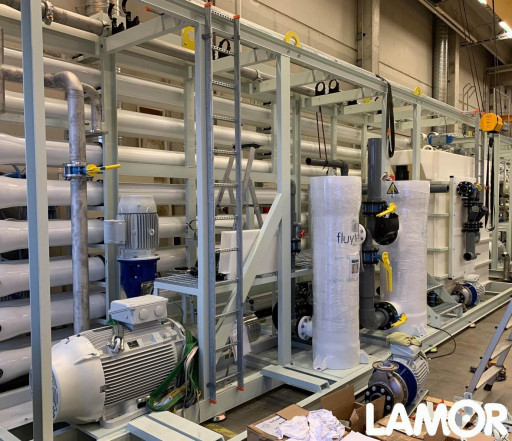 Lamor Corporation Aquaculture Solutions Lower Cost & Carbon Footprint With More Efficient Systems