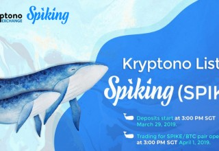 Kryptono Lists Spiking