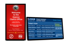 Mvix Launches Digital Docket Display for Courthouses