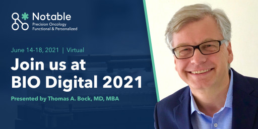 Notable Labs to Attend BIO Digital 2021 Highlighting Predictive Technology Platform for Oncology