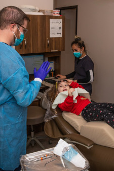 Grant funds will be used to sustain dental programs for low-income patients