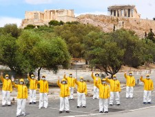 As a second wave of coronavirus sweeps through Europe, Scientology Volunteer Ministers of Athens promote prevention as the key to a quick resurgence.