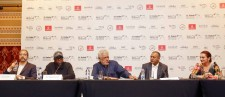 Press Conference at Dubai International Film Festival 2016