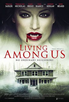 'Living Among Us' Poster
