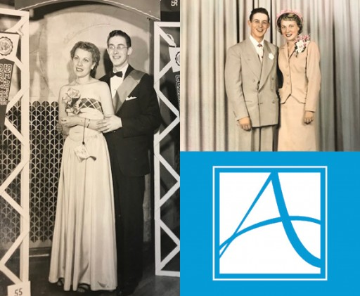 Avamere at Port Townsend Couple Celebrates 69 Years of Marriage