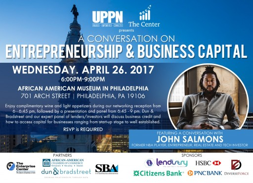 Former NBA Star John Salmons Announced as Keynote Speaker at Philadelphia Business Symposium