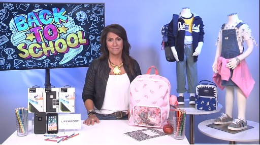 Shopping Expert Claudia Lombana Shares Back-to-School Trends with Tips on TV Blog