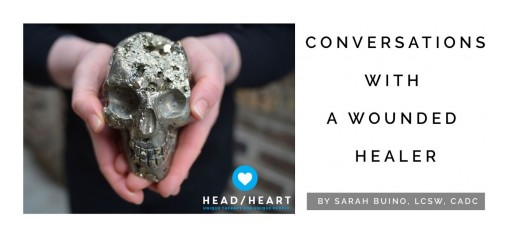 New Mental Health News Radio Network Podcast 'Conversations with a Wounded Healer' Puts the Spotlight on People in the Caring Professions