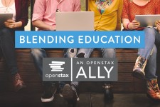 Blending Education Partners with OpenStax