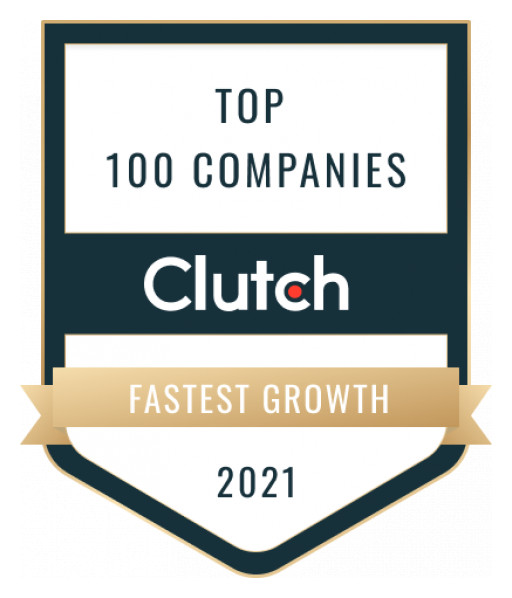 The Influencer Marketing Factory Ranks 3rd in Clutch's Top 100 Fastest Growth Companies