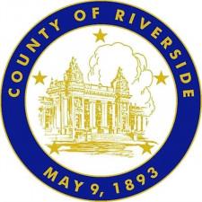 Riverside County, California Seal