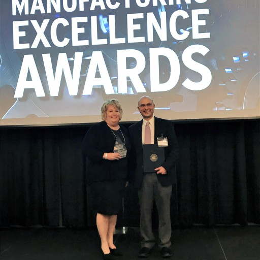 Gamber-Johnson Receives Distinguished 2018 Manufacturing Excellence Award