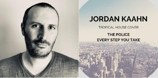 Jordan Kaahn's 'Every Breath You Take' Tropical House Cover Gets Featured in Samsung Brazil QLED TV Advertising Campaign