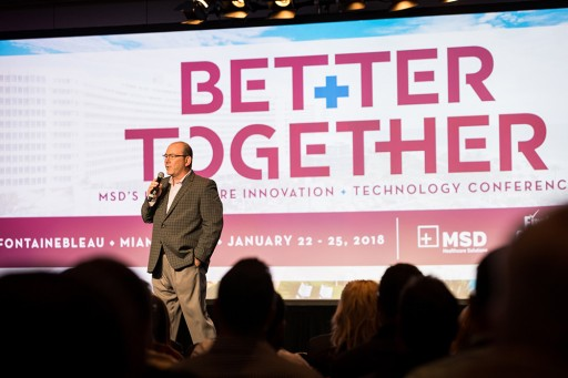 Better Together 2018, MSD's Second Annual Healthcare Innovation & Technology Conference Educates and Inspires Industry Leaders and Healthcare Providers
