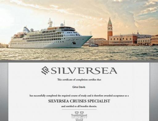 Silversea Cruises Certification