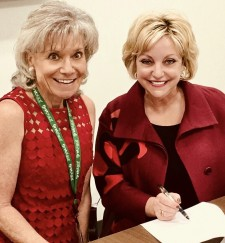 Denise D. Resnik, Founder and President of First Place and Linda J. Walder, Founder and Executive Director of The Daniel Jordan Fiddle Foundation