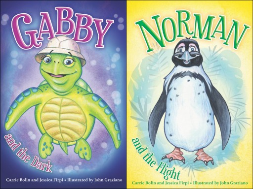Two New Lovable Characters From Ripley Publishing