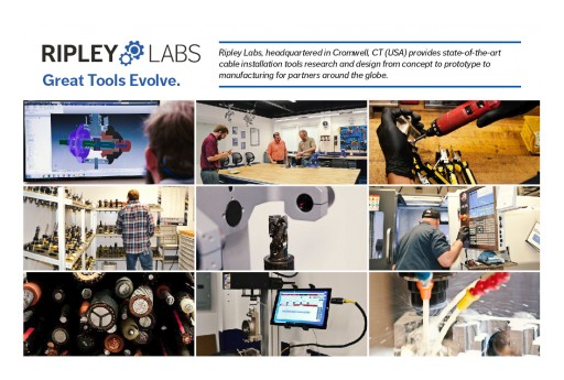 'Ripley Labs' Global Industrial and Utility Cable Tools Innovation Center Opened by Ripley Tools After $2M Investment