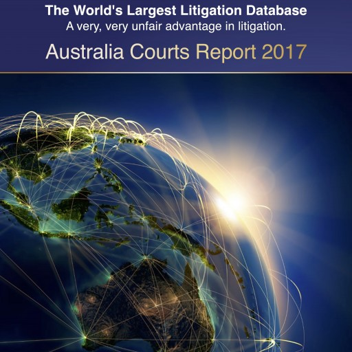 Legal Analytics Firm, Premoniton, Publishes Statistical Ranking of Australia's Top Law Firms and Barristers